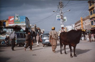 Rawalpindi high street