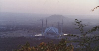 King Al-Faisal mosque