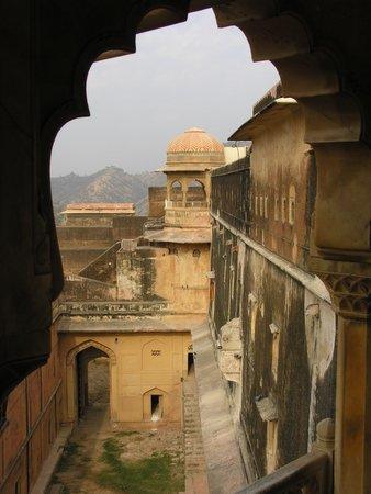 Around the amber fort