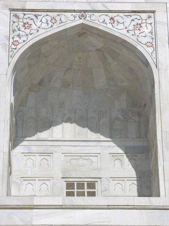 Around the Taj