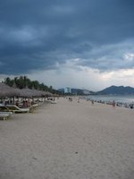 Beach at Nha Trang