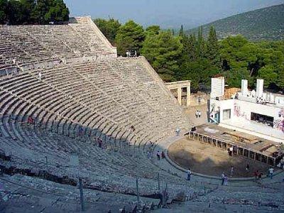 Ancient Theatre of Epidaures