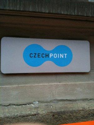 PUNTASTIC!!! A Prague Post Office...