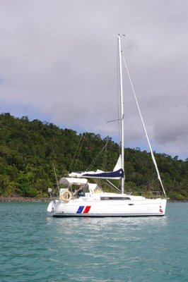 dÁrtagnan - Karen and Paul's yacht/home for 5 nights