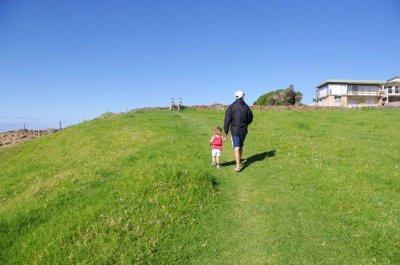 Walking the Kiama Headland
