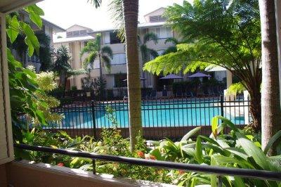 Port Douglas apartment pool