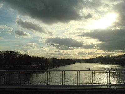 Saone River (morning)