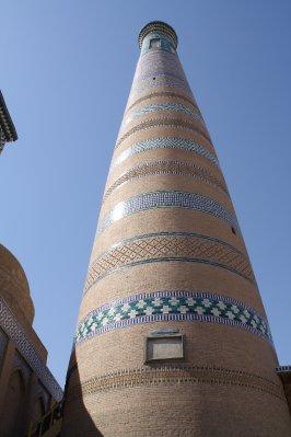 Islom-Hoja Minaret