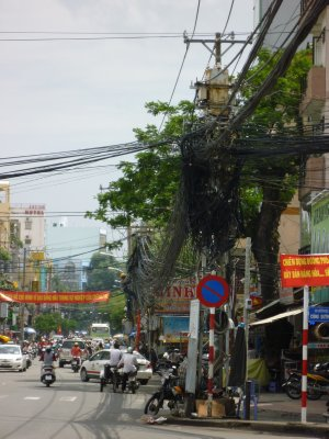 Wire city
