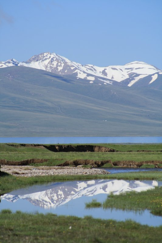 Song-Kul Lake