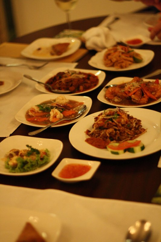 Malay Restaurant, Kuala Lumpur