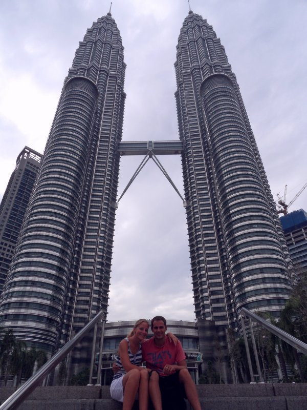 Petronas Towers, Kuala Lumpur