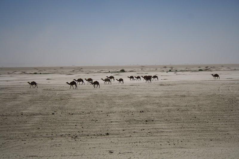 Turkmenistan scenery