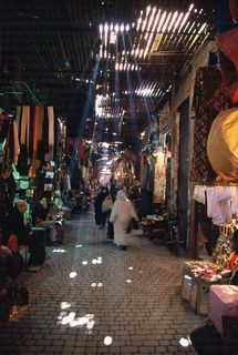 The Medina, Marrakech