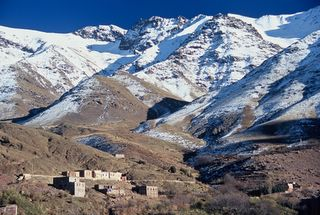 Mountain School, High Atlas