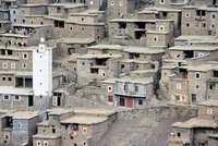 Village, Atlas Mountains