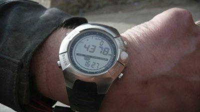 Altitude at Potosi