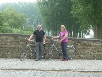 Cycling the Canal Ways