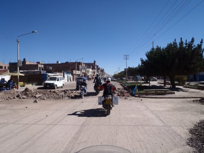 Juliaca by pass