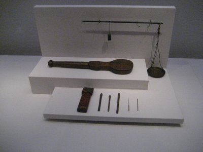 old pharmacy/medical instruments