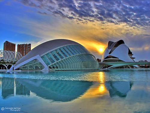 Valencia's Oceanografic