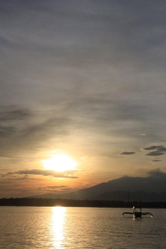 Gili Sunrise