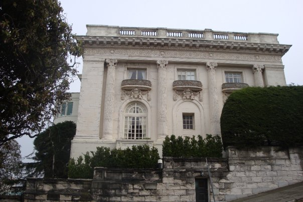 Classical Revival mansion, San Francisco