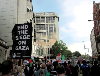 Gaza Demonstration
