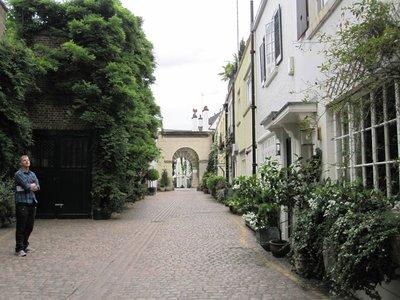 Corners of London