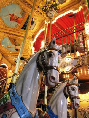 Double-decker Carousel