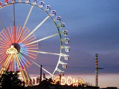 DOM Ferris Wheel