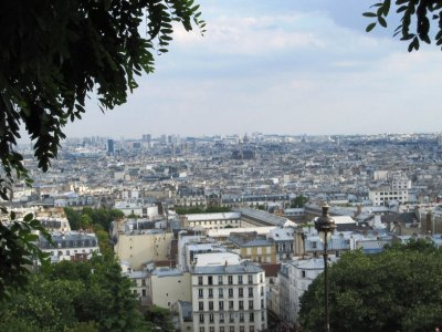 View from Sacre-Coeur 2