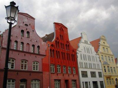 Wismar Buildings #2