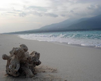 sand in camiguin