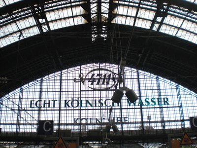 Cologne and Koeln
