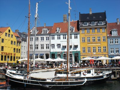 Copenhagen Harbour