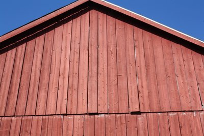 red barn