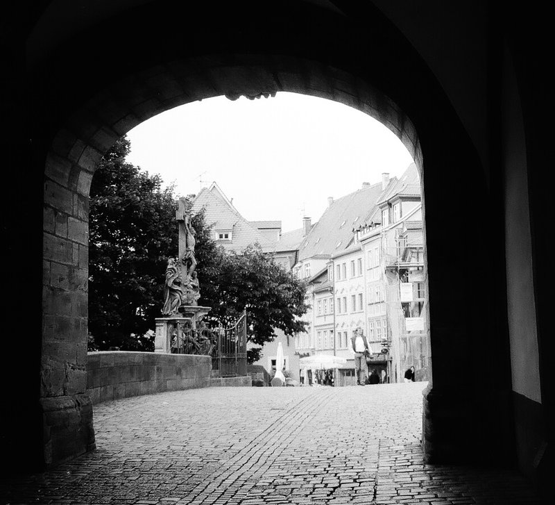A stroll through Bamberg