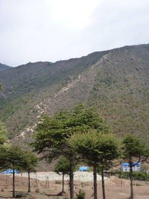 Acclimatization hike - Namche