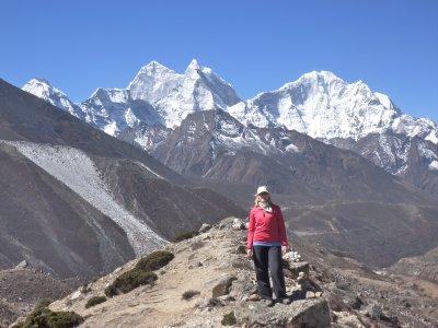 Acclimitization hike (Pheriche)