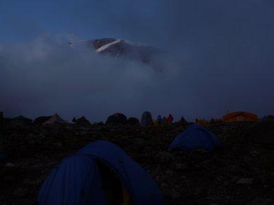 Kilimanjaro on Day 4