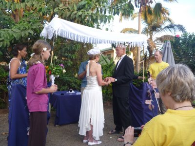 Jewish Wedding in Moshi