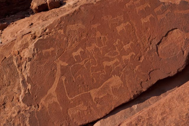 Twyfontein Rock Carvings