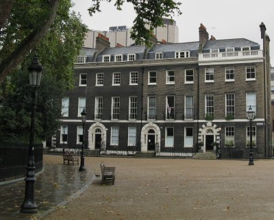 Bedford Square, Bloomsbury