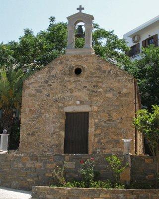 Cretan church