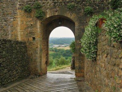 Medieval gate - Porta Fiorentina