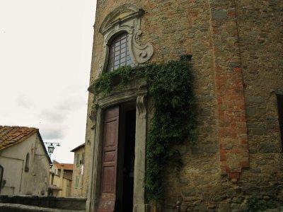 Round church - Cortona