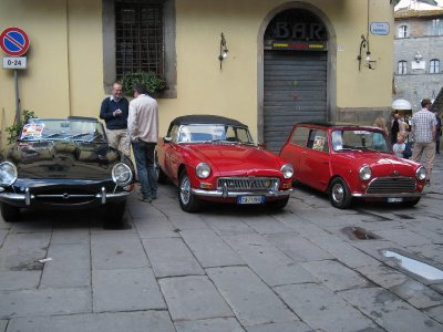 Classic MG and Mini
