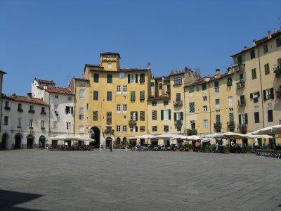 Piazza del Anfiteatro