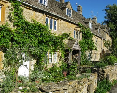 The Slaughters, Cotswolds